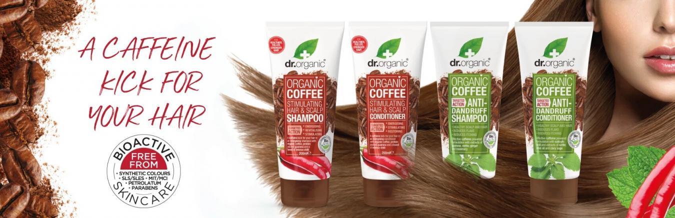 Dr. Organic Coffe Espresso
