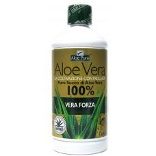Aloe Vera Succo Vera Forza Flacone 1 Litro