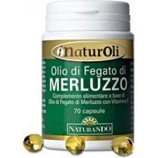 NaturOli Olio Di Fegato Di Merluzzo 70 capsule