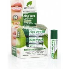 Organic Aloe Vera Lip Balm