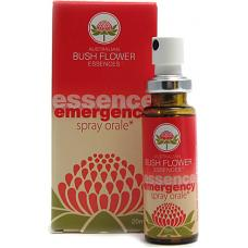 Emergency Spray Orale Fiori Australiani Bush Flower