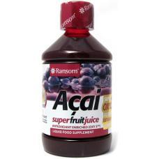 Acai Succo con Oxy 3 Flacone 500 ml