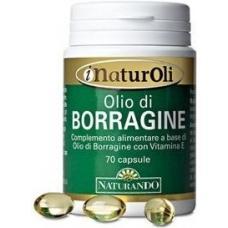 NaturOli Olio Di Borragine 70 capsule