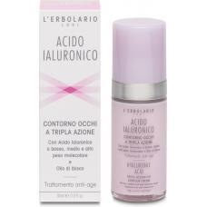 Acido Ialuronico Contorno Occhi 30 ml