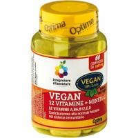 Vegan Multivitaminico - Colours of Life