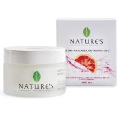 Acque Unicellulari Crema Maschera Nutriente Viso