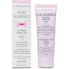 Acido Ialuronico CC Cream tonalità Miele