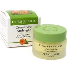 Crema antirughe Calendula/Carota Vaso 30 ml
