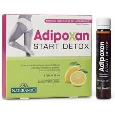 Adipoxan Start Detox 6 fiale da 25 ml