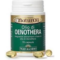 NaturOli Olio Di Oenothera 70 capsule