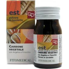 EST Carbone vegetale con Angelica e Finocchio