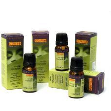 Olio Essenziale di Geranio rosa (Pelargonium roseum) foglie Flacone 10 ml