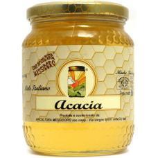 Miele vergine di Acacia BIO Vaso 500 g